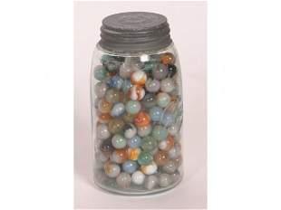Jar Marbles