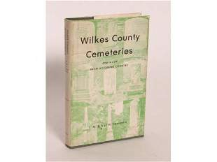 Willkes County, Geogria Cemeteries and a few from