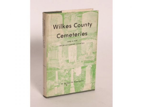 1018: Willkes County, Geogria Cemeteries and a few from