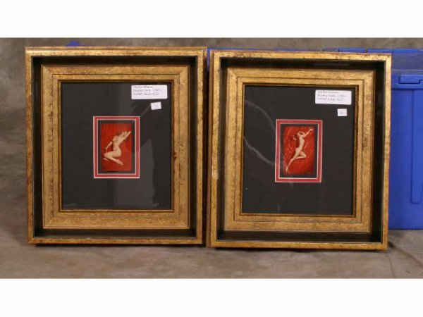 8: 2 - frames: Marilyn Monroe playboy cards