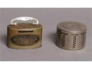 2 - Advertising coin banks