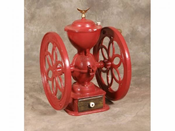 326: Enterprise coffee grinder