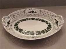 Vintage Meissen Serving Bowl