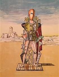 Trovatore 1973 by Giorgio De Chirico