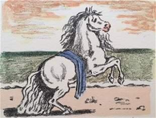 Il cavallino bianco, 1971