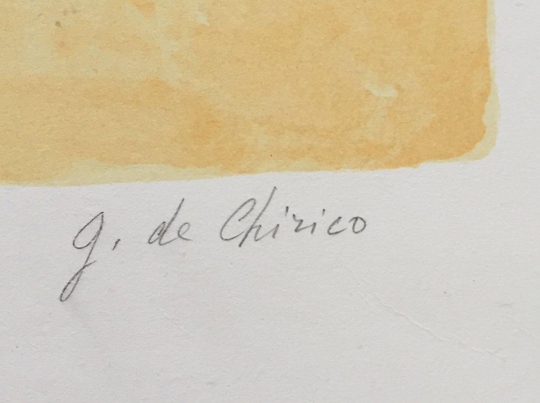 Trovatore 1973 by Giorgio De Chirico - 2