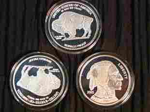 3 - Buffalo Proof Silver Copy - 2005
