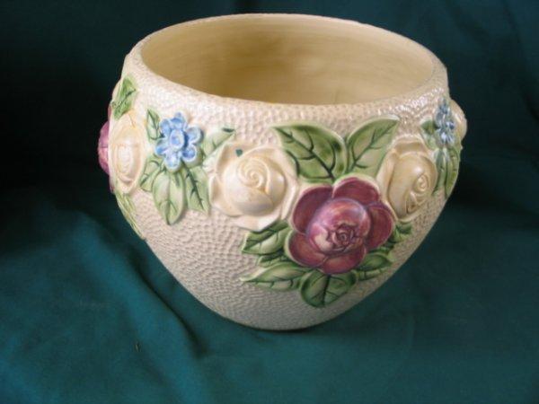 218: roseville rozane 1917 jardinaiere