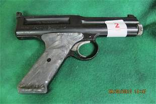Plinkomatic CO2 BB pistol crossman