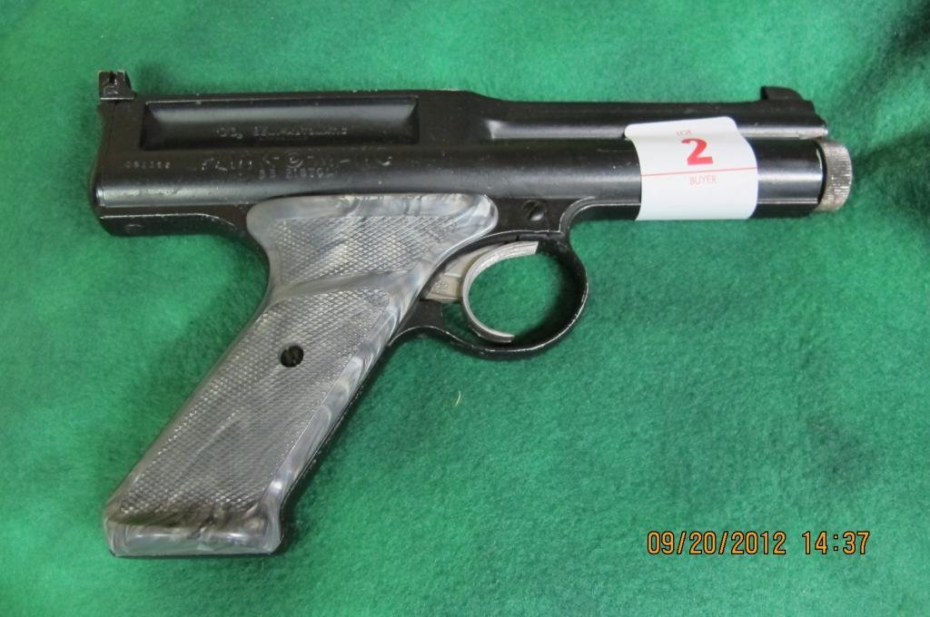 2: Plinkomatic CO2 BB pistol crossman
