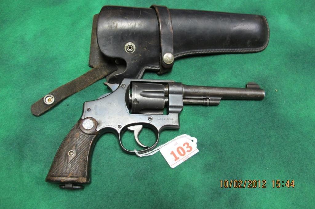 103: S & W 45 Pistol
