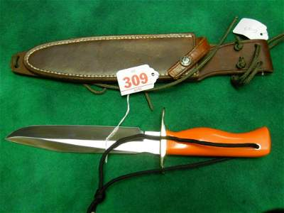 309: RANDALL KNIFE RARE DAY GLOW mOD 16