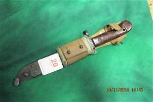 AK47 BAYNOET COMBAT KNIFE