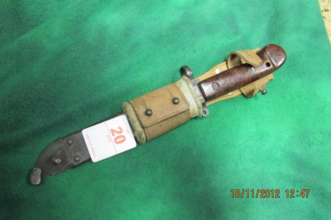20: AK47 BAYNOET COMBAT KNIFE