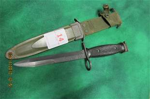 BAUER AR15 M16 BAYONET 1969