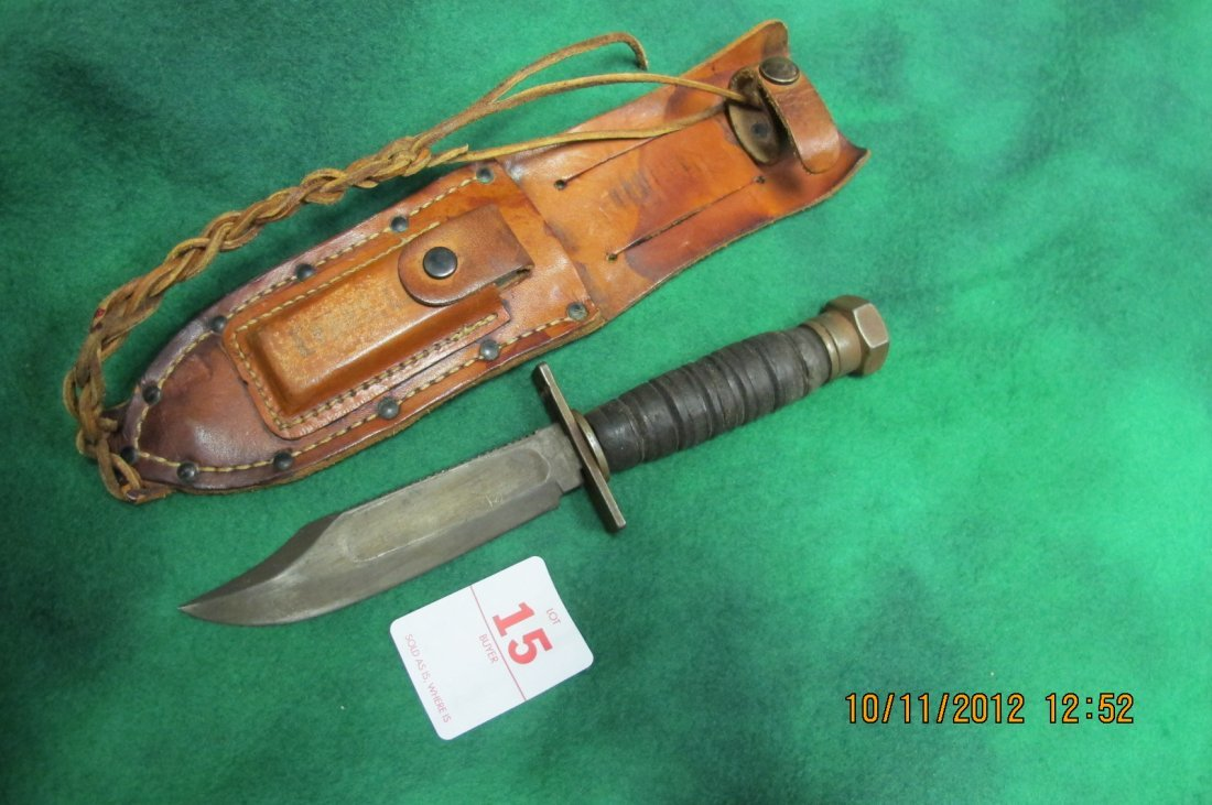 15: VIETNAM SURVIVAL KNIFE WAR