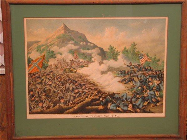6: Kurz & Allison - Battle of Kennesaw Mountain