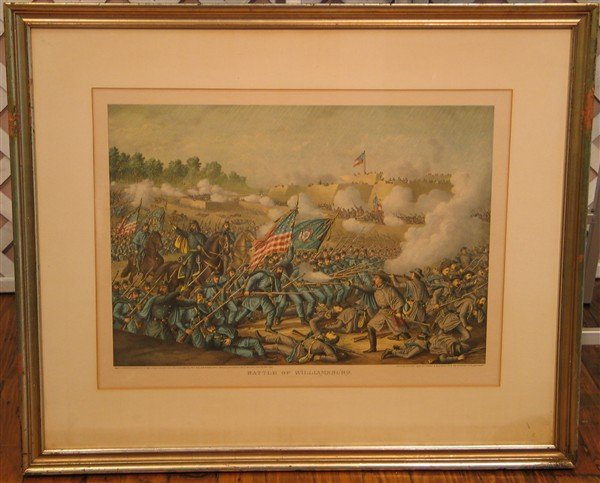 7: Kurz & Allison - Battle of Williamsburg