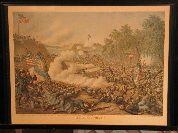 9: Kurz & Allison - Battle of Corinth