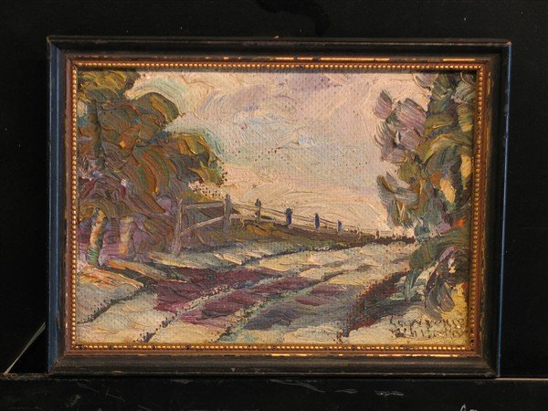 23: Lawrence Leroy Whitaker - Landscape #1