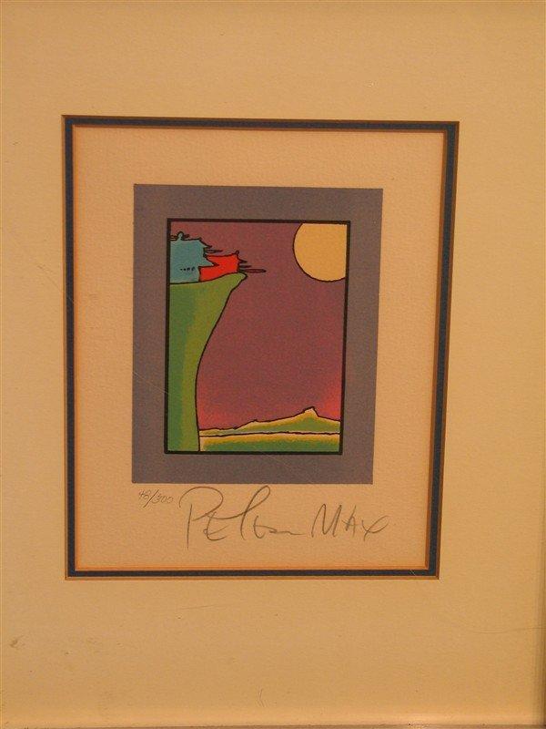 66: Peter Max - Cliff Dweller