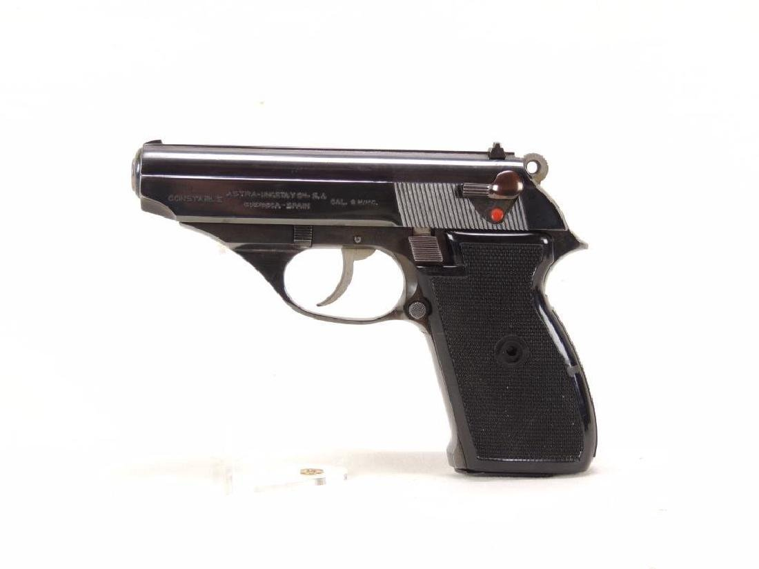 Astra-Uncetay Cia S A  Constable 9mm Pistol with