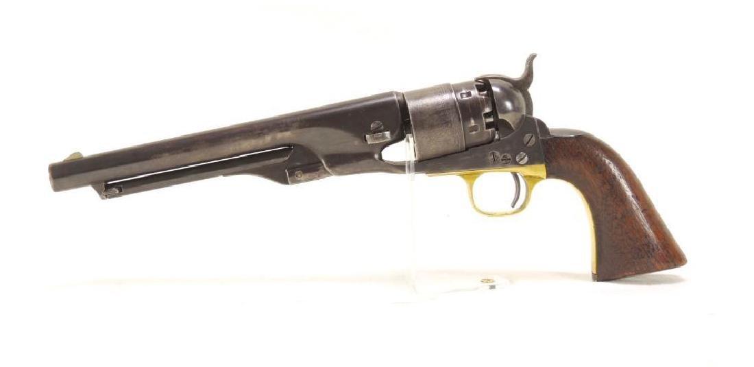 1860 Colt Army Model .45 Cal. Revolver