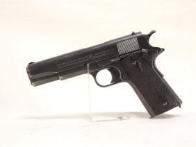 WW1 1918 Colt Model 1911 .45 ACP Pistol