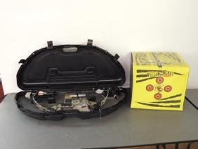 Mission by Mathews Compound Bow with Case and