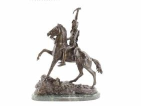 """""""The Scalp"""" by Frederic Remington Limited Edition"""