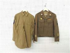 Group of U.S. Military Jackets, Pants, Shirts, and More