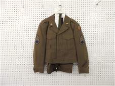 U.S. Military Medic Uniform