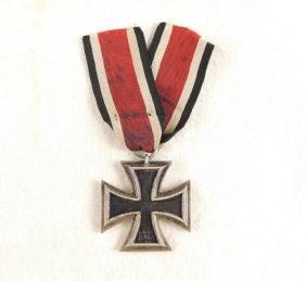 WW2 German Second Class Iron Cross with Ribbon