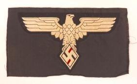 WW2 German NSDAP Student Bund Sport Shirt Insignia