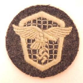WW2 German Luftwaffe Driver's Specialty Badge
