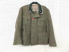 WW2 German Style Reproduction SS Trooper Jacket