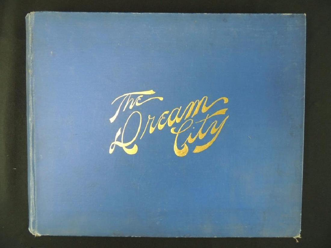 "1893 World's Columbian Exposition ""The Dream City"" Book"