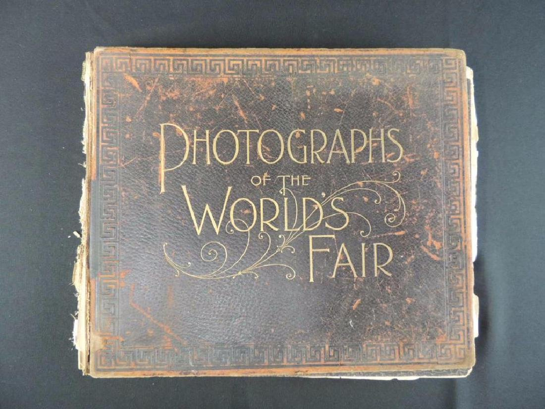 World's Columbian Exposition 1893 Photos of the World's