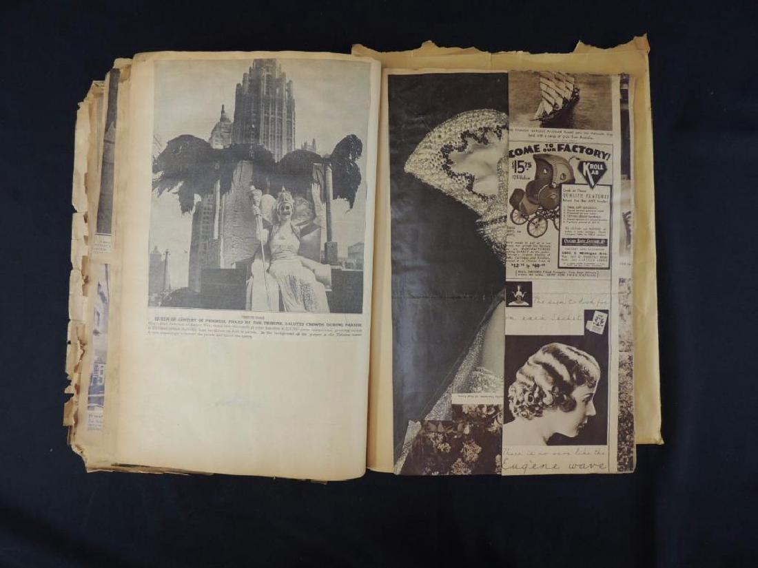 1893 World's Columbian Exposition Chicago Scrapbook - 5