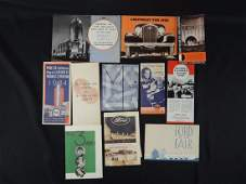 Group of 1933-34 Chicago World's Fair Automotive