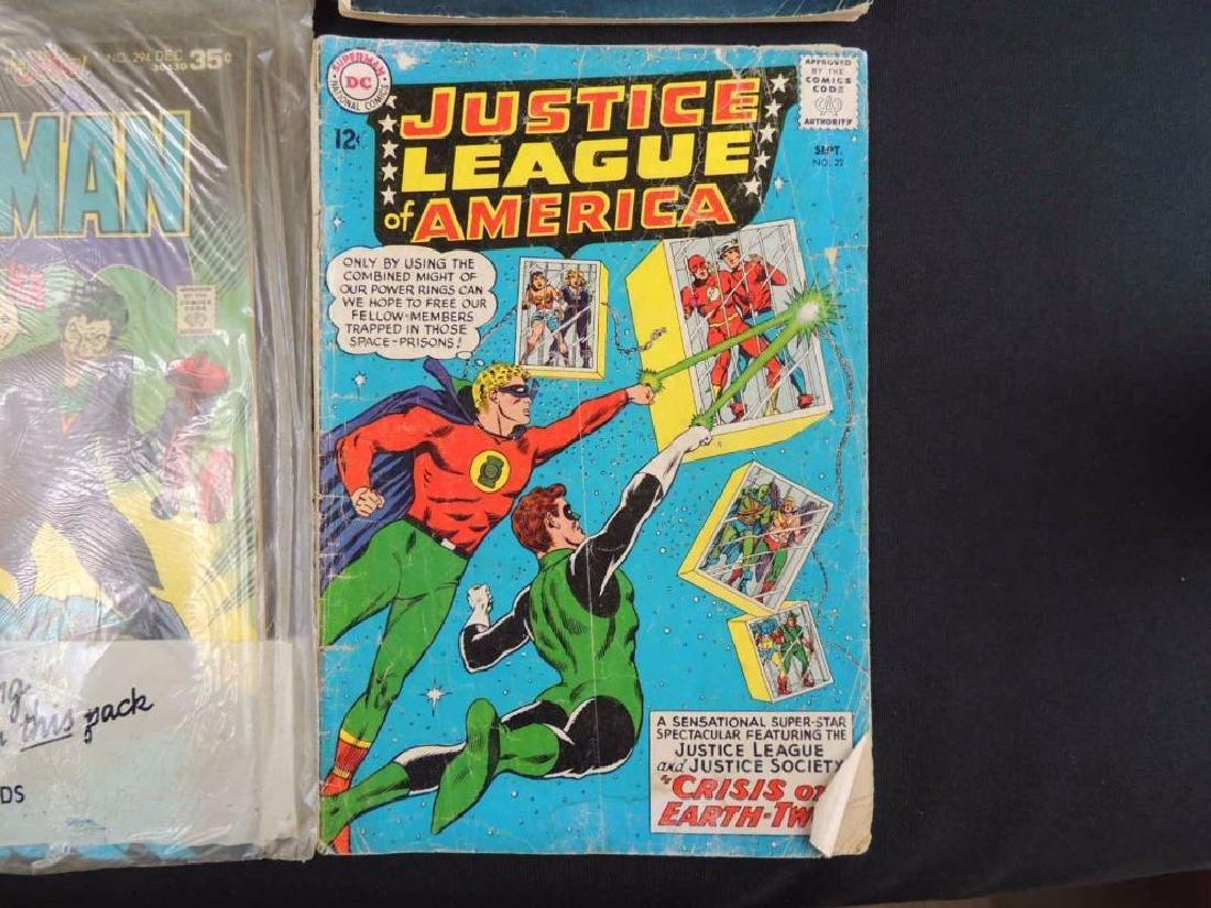 Group of 19 Vintage DC Comics Featuring Batman, The - 2
