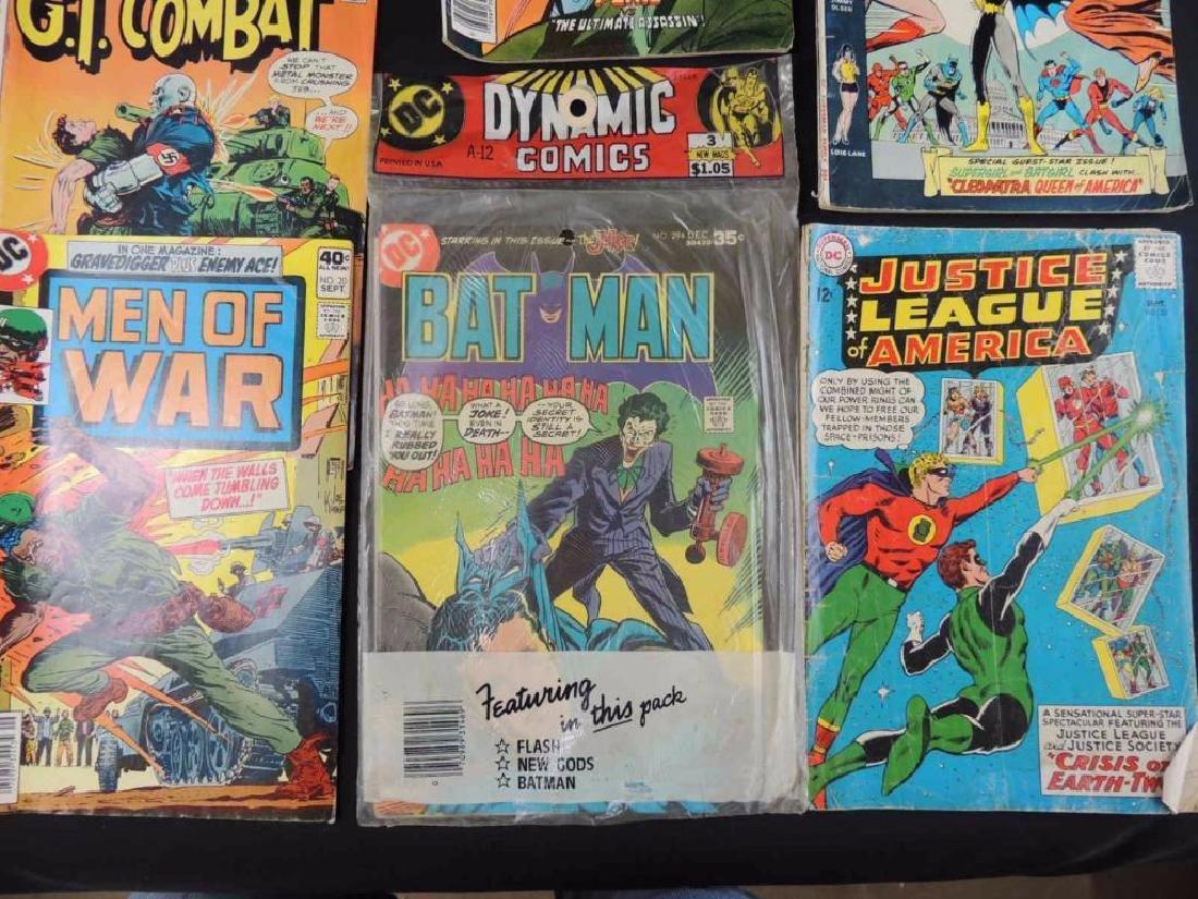 Group of 19 Vintage DC Comics Featuring Batman, The - 3
