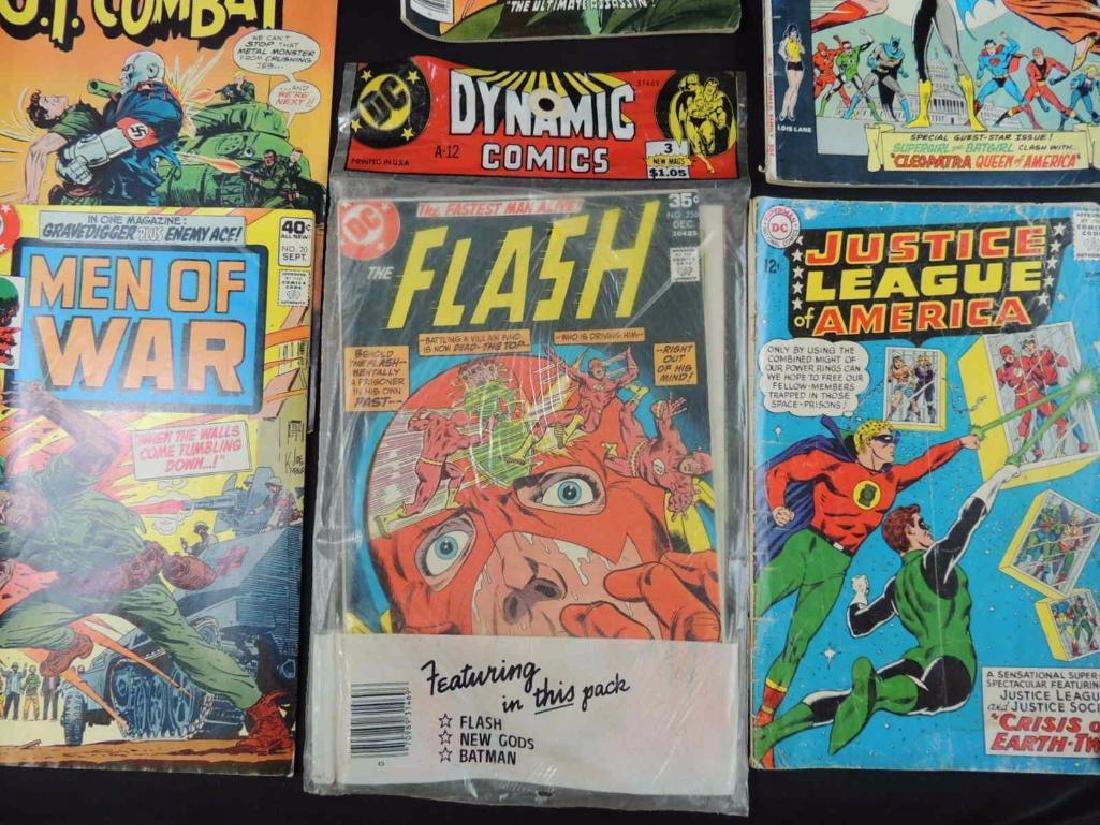 Group of 19 Vintage DC Comics Featuring Batman, The - 4