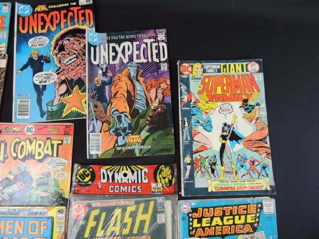 Group of 19 Vintage DC Comics Featuring Batman, The - 5