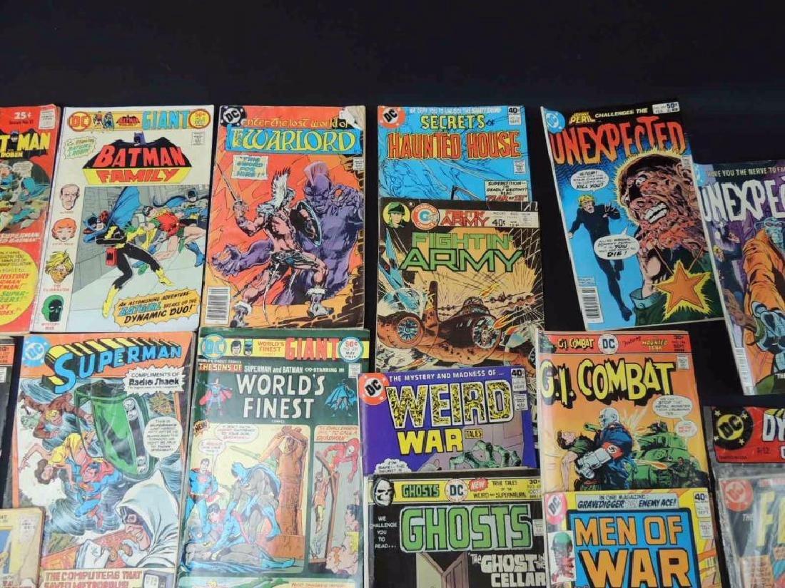 Group of 19 Vintage DC Comics Featuring Batman, The - 6