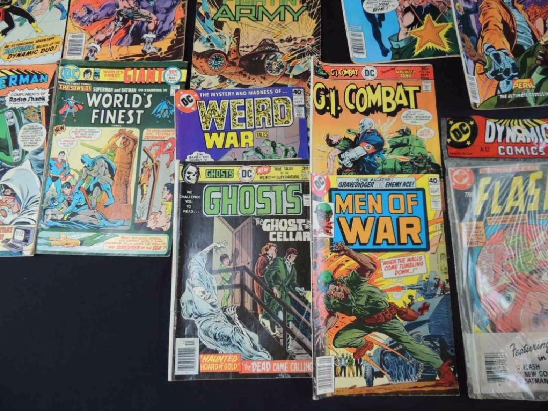 Group of 19 Vintage DC Comics Featuring Batman, The - 7