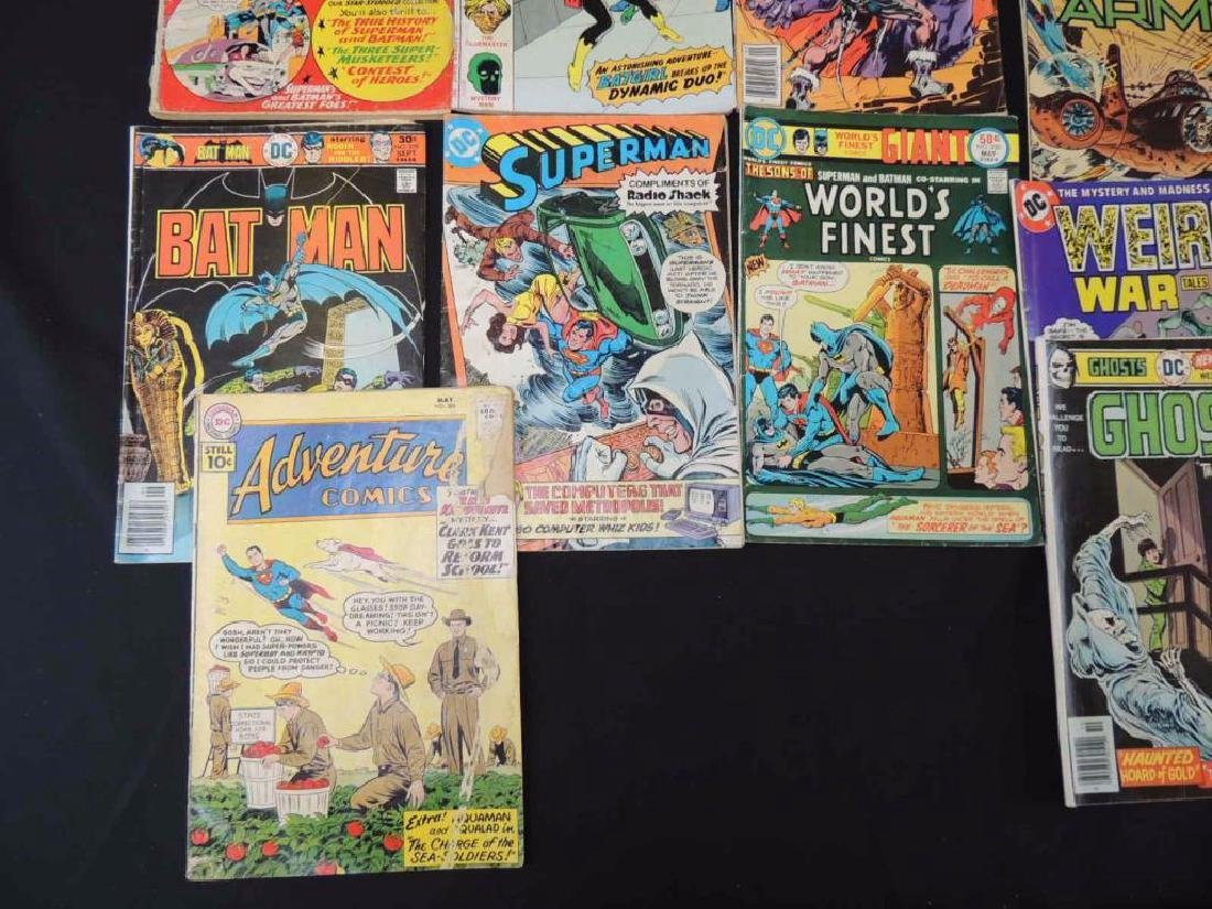 Group of 19 Vintage DC Comics Featuring Batman, The - 8