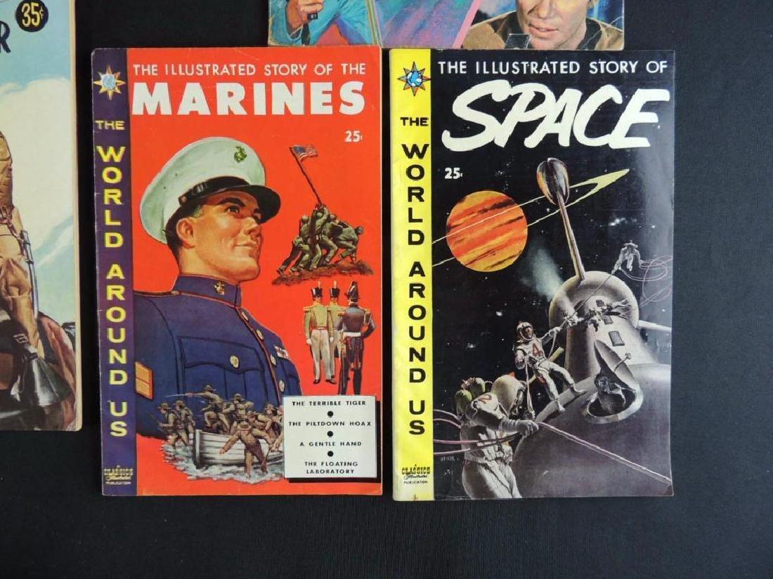 Group of 15 Vintage Comics Featuring Star Trek, - 5