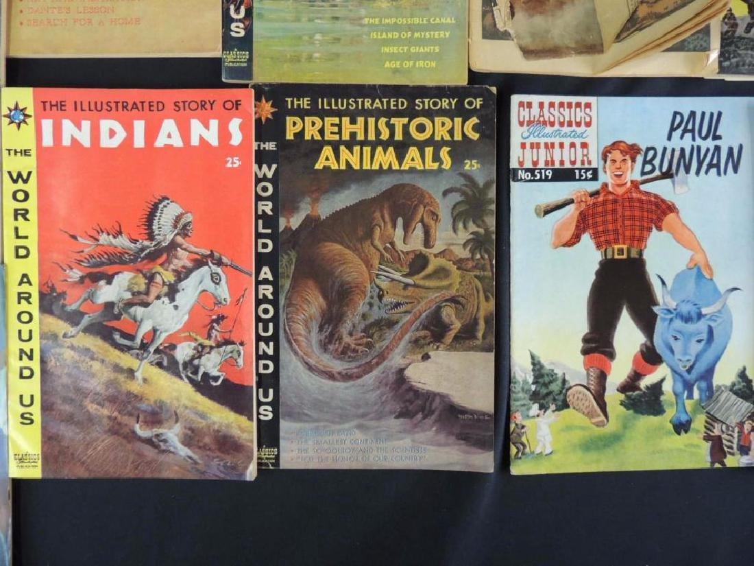 Group of 15 Vintage Comics Featuring Star Trek, - 6