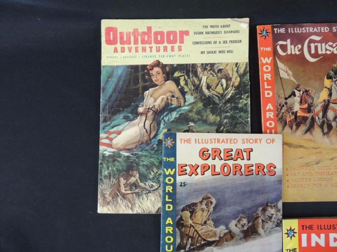 Group of 15 Vintage Comics Featuring Star Trek, - 8
